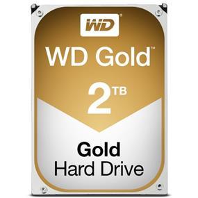 WD Gold 2TB 7200RPM 128MB Cache SATA 6Gb/s Enterprise Drives (WD2005FBYZ)