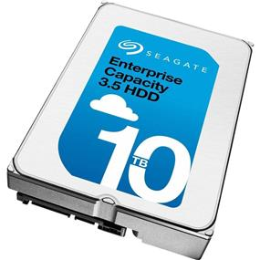 "Seagate ST10000NM0206 10 TB 3.5"" Internal Hard Drive - SAS - 7200rpm - 256 MB Buffer - Hot Pluggable"