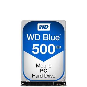 """WD Blue 500GB 3.5"""" SATA3 7200RPM 32MB Cache OEM Hard Drive (WD5000AZLX)"""
