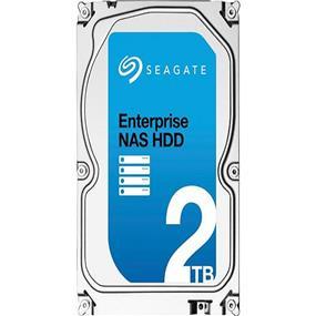 "Seagate Enterprise NAS 2TB 7200 RPM 128MB Cache SATA 6.0Gb/s 3.5"" Internal Hard Drive(ST2000VN0001)"