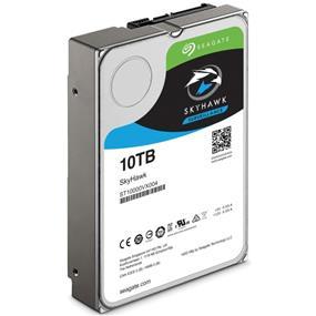 Seagate Skyhawk 10TB SATA 3.5'' Desktop Surveillance Hard Drives (ST10000VX0004)