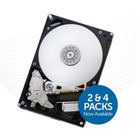 HGST Deskstar 3.5'' 6TB 7200RPM High-Performance Hard Drive for Desktop NAS Systems (0S03839)
