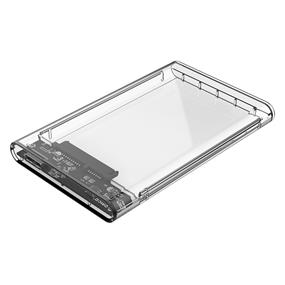 ORICO 2139U3 Tool-Free Transparent 2.5'' USB3.0 hard drive external enclosure