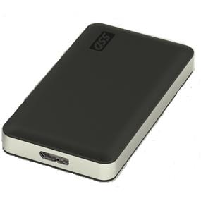 iCAN GDMS04T USB 3.0 to M.2 NGFF/MSATA SSD Mini External Enclosure