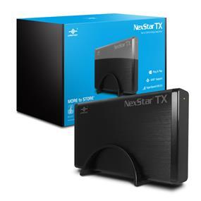 """Vantec Storage Accessory NexStar TX 3.5"""" USB 3.0 HDD Enclosure Black (NST-328S3-BK)"""