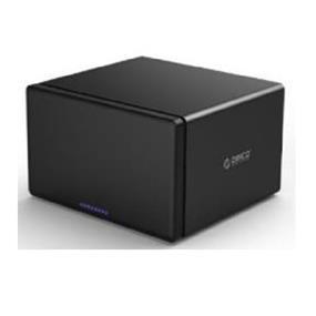 ORICO 8-Bay USB3.0 Magnetic Opening Hard Drive Dock - Black (NS800U3-BK)