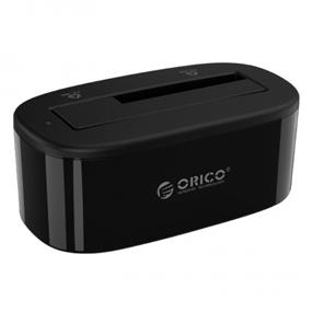 ORICO 6218US3 Tool Free 2.5'' & 3.5'' SATA HDD/SSD Docking Station with USB3.0 output