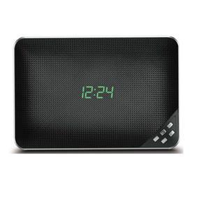 Escape SLIM JAM - Radio Alarm Clock - Black