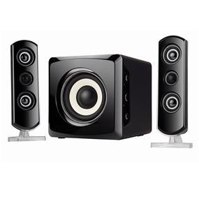 SYLVANIA SHTIB1046-BT - 2.1 Bluetooth Speaker System