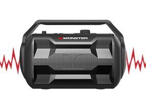 Monster Nomad - Portable Wireless Speaker
