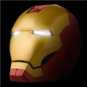 Iron Man Mask Specialty Bluetooth Speaker