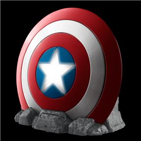 Captain America Shield Specialty Bluetooth Speaker