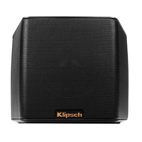 Klipsch - Groove Portable Bluetooth Speaker - Black