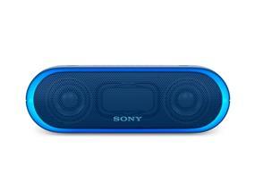 Sony SRS-XB20 Bluetooth Portable Wireless Speaker (Blue)