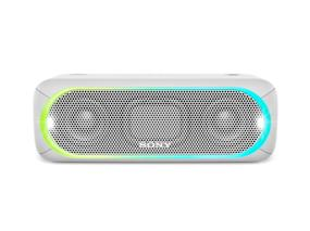 Sony SRS-XB30 Bluetooth Portable Wireless Speaker (White)