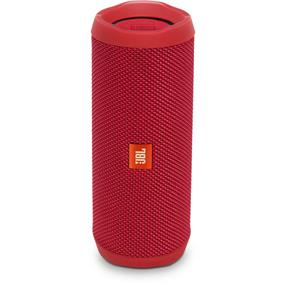 JBL Flip 4 Waterproof Portable Bluetooth Wireless Stereo Speaker (Red) (JBLFLIP4REDAM)