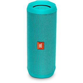 JBL Flip 4 Waterproof Portable Bluetooth Wireless Stereo Speaker (Teal) (JBLFLIP4TELAM)