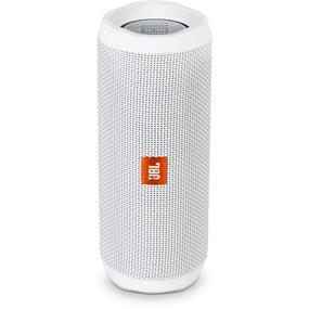 JBL Flip 4 Waterproof Portable Bluetooth Wireless Stereo Speaker (White) (JBLFLIP4WHTAM)