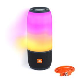 JBL Pulse3 Wireless Bluetooth Speaker with 360° Light Show That Pulses to Your Music