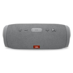 JBL Charge 3 Portable Wireless Stereo Bluetooth Speaker (Grey)
