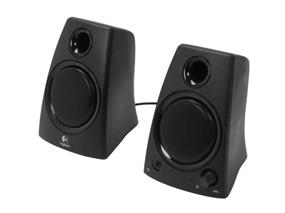 Logitech (Refurbished) Z130 - 2.0 Stereo Speaker System