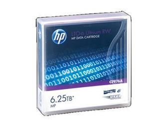HP LTO-6 ULTRIUM 6.25TB RW DATA TAPE