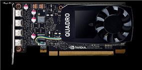 PNY (VCQP1000-PB) NVIDIA Quadro P1000 4GB GDDR5
