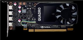 PNY (VCQP600-PB) NVIDIA Quadro P600 2GB GDDR5