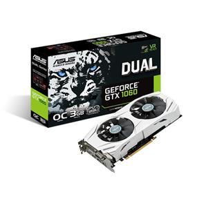ASUS Dual GeForce GTX 1060 3GB OC (DUAL-GTX1060-O3G)