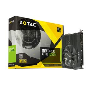 Zotac GeForce GTX 1050 Ti Mini 4GB (ZT-P10510A-10L)