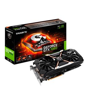 GIGABYTE GeForce GTX 1060 Xtreme Gaming 6GB (GV-N1060XTREME-6GD)