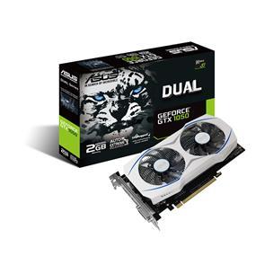 ASUS Dual GeForce GTX 1050 2GB OC (DUAL-GTX1050-O2G)