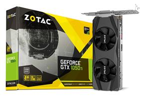 Zotac GeForce GTX 1050 TI LP 4GB ( ZT-P10510E-10L)