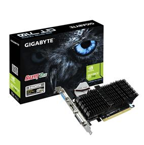 GIGABYTE GeForce GT 710 2GB DDR3 (GV-N710SL-2GL REV2.0)