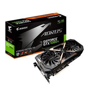 GIGABYTE AORUS GeForce® GTX 1080 Ti Xtreme Edition 11GB (GV-N108TAORUS X-11GD)