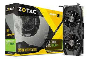 ZOTAC GeForce GTX 1080 Ti AMP Edition 11GB (ZT-P10810D-10P)