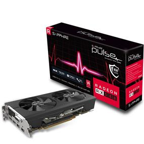 SAPPHIRE PULSE Radeon RX 580 8GB OC (11265-05-20G)