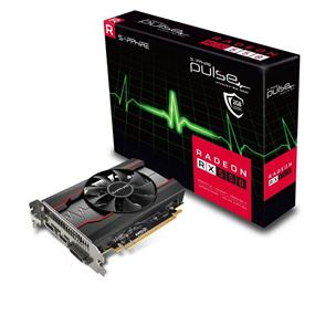 SAPPHIRE PULSE Radeon RX 550 2GB (11268-03-20G)