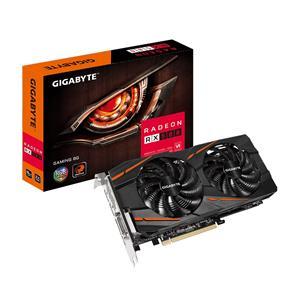 GIGABYTE Radeon RX 580 GAMING 8GB (GV-RX580GAMING-8GD)