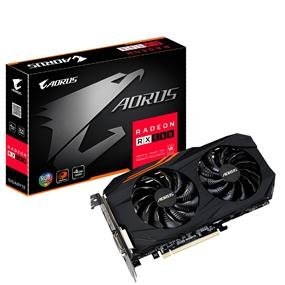 GIGABYTE AORUS Radeon RX 580 4GB (GV-RX580AORUS-4GD)
