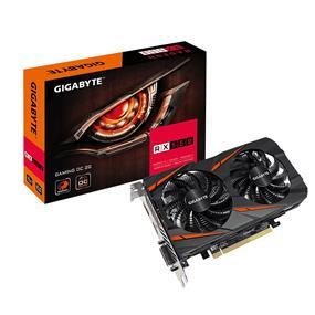 GIGABYTE Radeon RX 550 Gaming OC 2GB (GV-RX550GAMING OC-2GD)