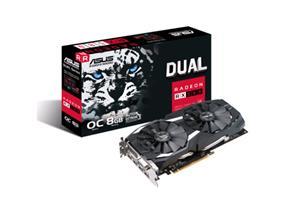 ASUS Dual Radeon RX 580 8GB OC (DUAL-RX580-O8G)