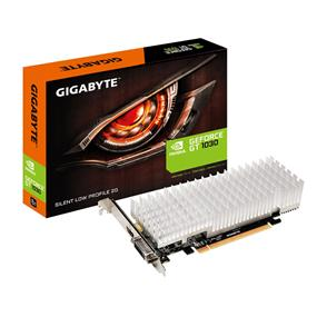 GIGABYTE GeForce GT 1030 2GB Silent Low Profile  (GV-N1030SL-2GL)