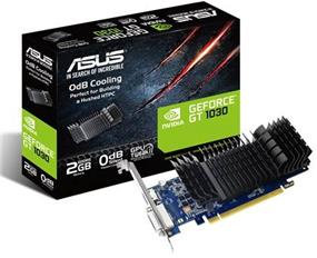 ASUS GeForce GT 1030 LP 2GB (GT1030-2G-CSM)