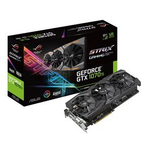 ASUS ROG Strix GeForce GTX 1070 Ti 8GB Advanced Edition (STRIX-GTX1070TI-A8G-GAMING)