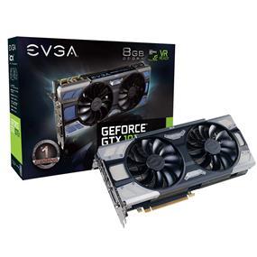 EVGA GeForce GTX 1070 Ti FTW2 Gaming 8GB GDDR5 (08G-P4-6775-KR)