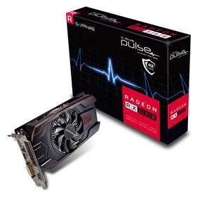 SAPPHIRE PULSE Radeon RX 560 4GB (11267-18-20G)