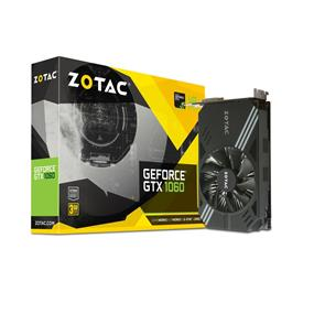 Zotac GeForce GTX 1060 Mini  3GB (ZT-P10610A-10L)