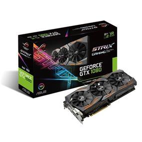 ASUS ROG Strix GeForce GTX 1080 8GB Gaming Advanced (STRIX-GTX1080-A8G-GAMING)