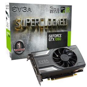 EVGA GeForce GTX 1060 3GB SC GAMING  (03G-P4-6162-KR)